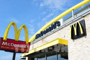 McDonald's vẫn 'ăn nên làm ra' trong đại dịch COVID-19