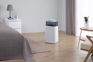 Máy lọc không khí có tác dụng như thế nào khi chăm sóc người bệnh phổi tắc nghẽn mãn tính?