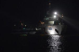 Tìm thấy thi thể thuyền trưởng tàu Thành Hưng 08 bị chìm ở Quảng Ngãi