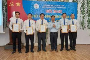 Liên minh Hợp tác xã tỉnh An Giang: Nỗ lực phấn đấu cho nhiệm kỳ 2020-2025
