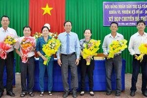 HĐND TX. Tân Châu tổ chức kỳ họp lần thứ 15