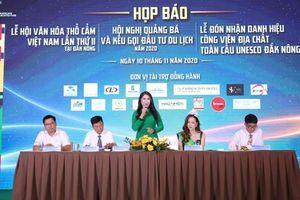 Tinh hoa văn hóa thổ cẩm Việt Nam được giới thiệu tại Đắk Nông