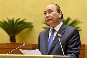 Thủ tướng Nguyễn Xuân Phúc trả lời về văn hóa từ chức