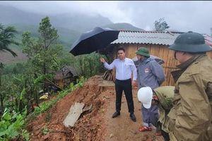 Quảng Ngãi đề nghị Trung ương hỗ trợ 310 tỷ đồng di dân vùng sạt lở
