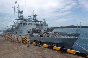 Hai cơ sở quân sự Mỹ ở căn cứ của Campuchia bị tháo dỡ trong 3 tháng