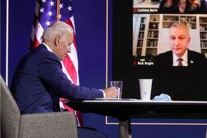72 ngày đối đầu của ông Trump và ông Biden