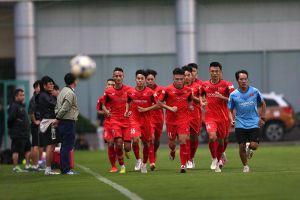Thầy Park tăng tốc ở tuyển U-22 Việt Nam
