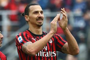 Ibrahimovic đang ghi bàn nhiều nhất Serie A mùa này