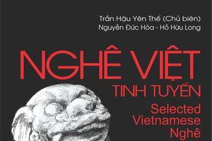 Ra mắt sách Nghê Việt tinh tuyển