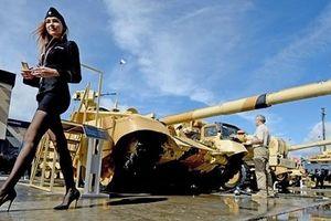 Nga bổ sung lô xe tăng T-90M Proryv-3 cực mạnh