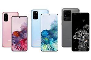 Smartphone tốt nhất tại Mỹ: Samsung vượt mặt iPhone