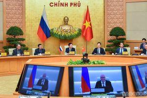 Việt-Nga: Thúc đẩy hợp tác thương mại đầu tư sau đại dịch Covid-19