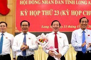 Đồng chí Nguyễn Văn Út được bầu giữ chức Chủ tịch UBND tỉnh Long An