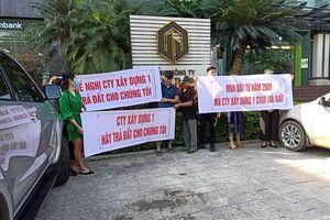 15 năm khiếu kiện kéo dài tại dự án Khu xen cư hồ Toàn Thành