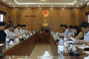 Cải tạo đường dây 110kV Quỳnh Lưu - Quỳ Hợp (Nghệ An): Giải tỏa công suất nguồn thủy điện nhỏ
