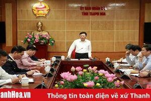 Nghiên cứu xây dựng chính sách hỗ trợ vận tải cảng biển, cảng cạn trên địa bàn Thanh Hóa
