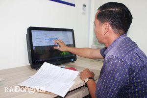 Đóng BHXH bắt buộc trực tuyến trên Cổng Dịch vụ công quốc gia