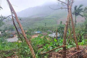 Quảng Ngãi đề nghị được Chính phủ hỗ trợ Khu tái định cư, di dân trong vùng đã bị sạt lở và có nguy cơ sạt lở