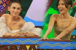Võ Hoàng Yến - Minh Tú 'bóc' người yêu cũ của nhau trên sóng truyền hình