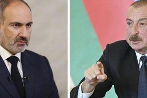 Tổng thống Azecbaijan tuyên bố chiến thắng trong cuộc chiến ở Karabakh