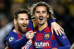 Rakitic: 'Messi và Griezmann rất hòa hợp'