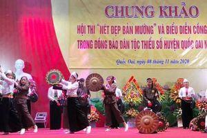 Huyện Quốc Oai: Để tiếng cồng chiêng mãi ngân vang
