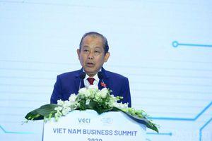 Phó Thủ tướng Thường trực Trương Hòa Bình: Chính phủ đồng hành cùng doanh nghiệp, biến thách thức thành cơ hội