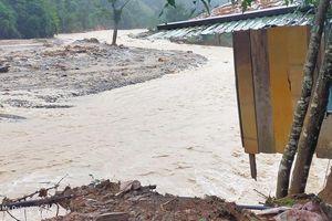 Quảng Nam có 93 điểm nguy cơ cao xảy ra sạt lở đất