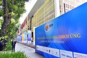 Hình ảnh khai mạc Hội nghị cấp cao ASEAN lần thứ 37