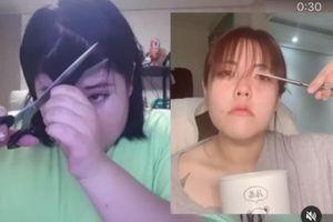 Yang Soobin tái hiện màn cắt tóc 'thảm họa'