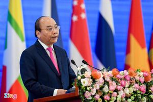 Thủ tướng Nguyễn Xuân Phúc chủ trì khai mạc Hội nghị Cấp cao ASEAN 37