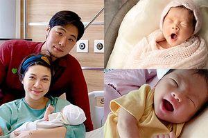 Ngắm con gái lai Hàn Quốc đáng yêu của ca sĩ Pha Lê