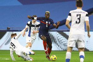 Pháp thua sốc Phần Lan, HLV Deschamps thừa nhận 'như ăn cái tát'