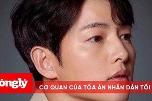 Song Joong Ki bất ngờ tung ảnh mới đúng trong ngày lễ độc thân