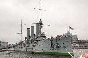 Tàu chiến biểu tượng Cách mạng Tháng Mười từng hai lần đến Việt Nam