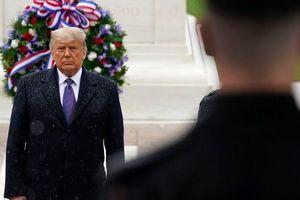 Kế hoạch B giúp Tổng thống Trump kiếm 137 triệu USD khi rời Nhà Trắng