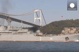 Chuyên gia: Nga sẽ trả Crimea trong một tuần nếu bị mất eo biển Bosphorus