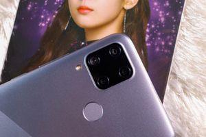 Smartphone pin 6.000 mAh, chống nước, 4 camera sau, giá hơn 4 triệu ở Việt Nam