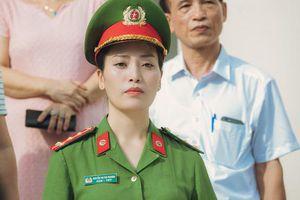 Sao Mai Huyền Trang hóa thân thành nữ cảnh sát hình sự