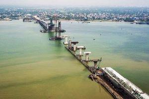 Nghệ An: Thêm cầu gần 170 tỉ đồng bắc qua sông Lam