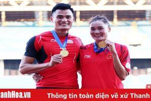 Giải điền kinh VĐQG 2020: Thanh Hóa bứt phá trong ngày thi đấu thứ hai