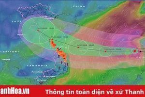 Thanh Hóa chủ động ứng phó với cơn bão VAMCO
