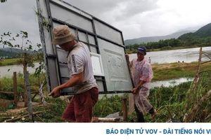 Huyện Đồng Xuân, tỉnh Phú Yên gượng dậy sau lũ lớn