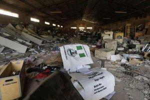 Nạn cướp bóc các kho hàng cứu trợ trong dịch Covid-19 ở Nigeria