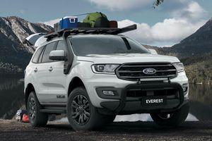 Ford ra mắt Everest phiên bản đặc biệt tại Australia