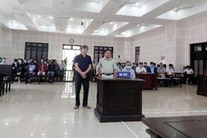 Xét xử 'bộ sậu' Công ty TNHH MTV Vật liệu xây dựng-xây lắp và kinh doanh nhà Đà Nẵng