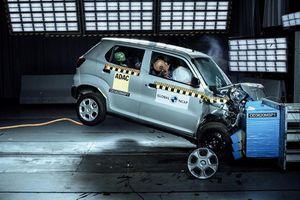 Suzuki S-Presso từ 114 triệu đồng tại Ấn Độ, an toàn ra sao?