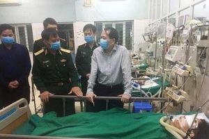 Hà Giang: 2 chiến sĩ thương vong trong quá trình rà phá bom mìn