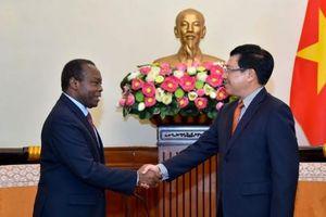 Đại sứ Angola tại Việt Nam: Triển vọng hợp tác Việt Nam-Angola rất lớn
