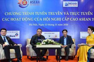 Chương trình tuyên truyền và Tọa đàm trực tuyến ASEAN 2020 - Kết nối doanh nghiệp Việt